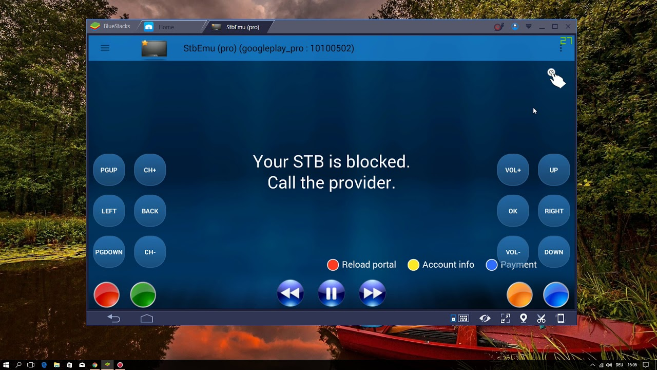 Image Result For Iptv Your Stb Is Blocked